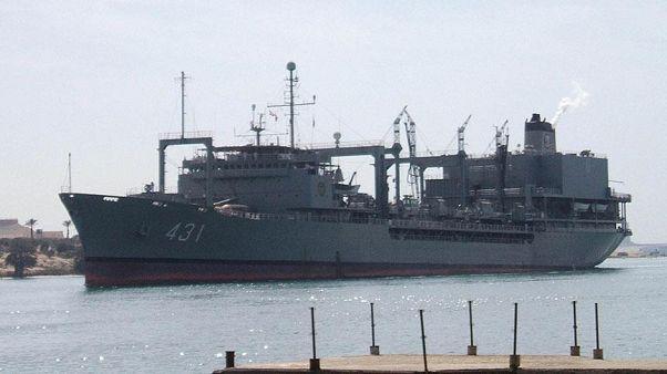 Aden Körfezi'nde tansiyon artıyor: İran bölgeye iki savaş gemisi gönderdi