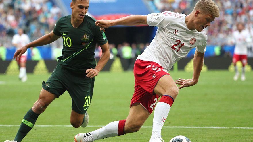 Μουντιάλ 2018: Ισοπαλία με 1-1 για Δανία και Αυστραλία