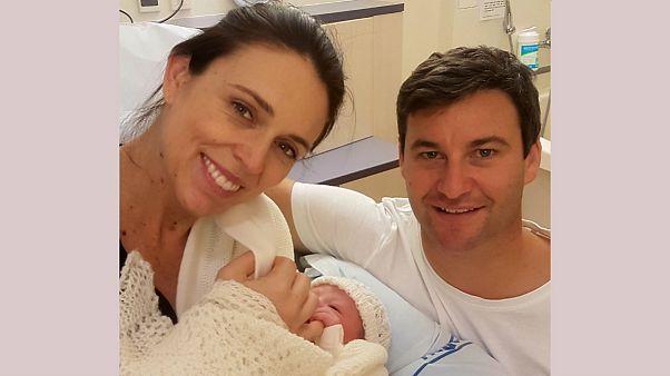 نخست وزیر نیوزیلند به مرخصی پس از زایمان رفت