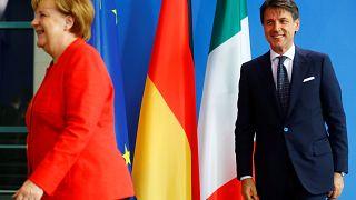 """Conte: """"Malinteso con Merkel, ci vediamo domenica a Bruxelles!"""""""