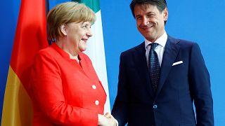 Az olaszok bekeményítettek, a németek engedtek
