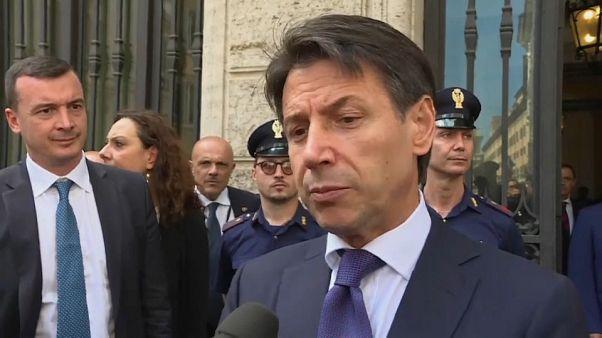 Giuseppe Conte acudirá a la 'cumbre informal' sobre inmigración en Bruselas