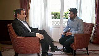 """Teheran: Iran-Atomabkommen auf der """"Intensivstation"""""""