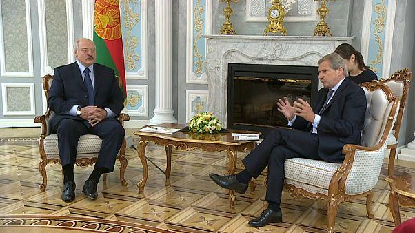 Минск готов идти навстречу Брюсселю