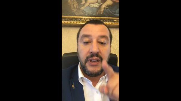 Un nuovo caso Aquarius? Salvini chiude i porti a nave Lifeline