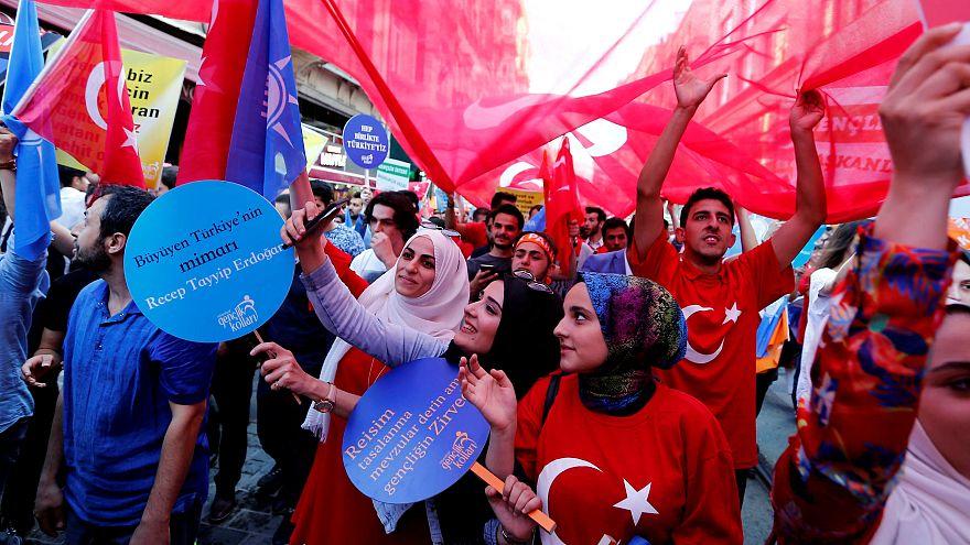 Todos unidos contra Erdogan