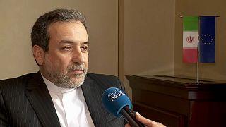 Le ministre adjoint iranien des Affaires étrangères Abbas Araghchi
