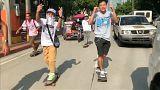 """Rauf auf die Bretter! """"Go Skateboarding Day"""" in Manila"""