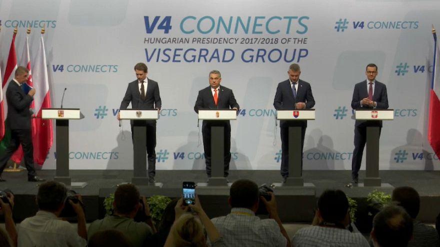 Visegrad Group boycotts EU mini-summit on migration