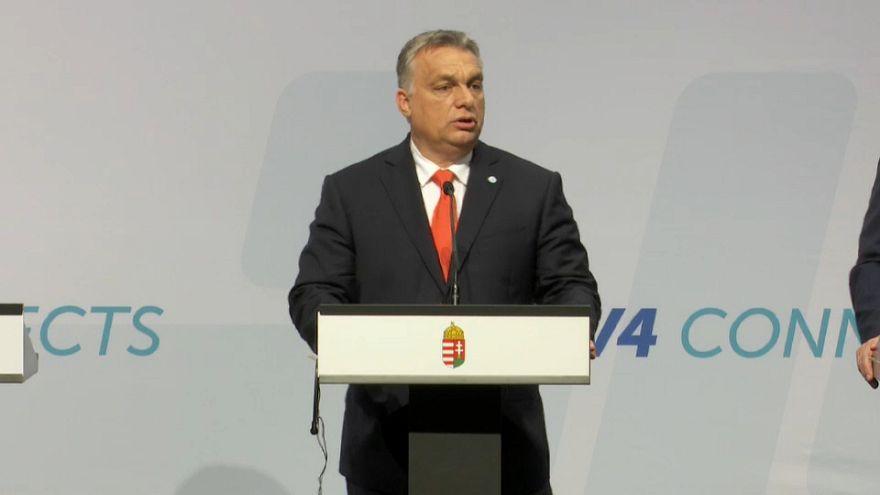 Boicot de los países de Visegrado a la cumbre de la UE sobre inmigración