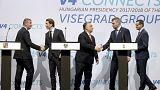 Το Βίσεγκραντ «σνομπάρει» τη σύνοδο για το μεταναστευτικό