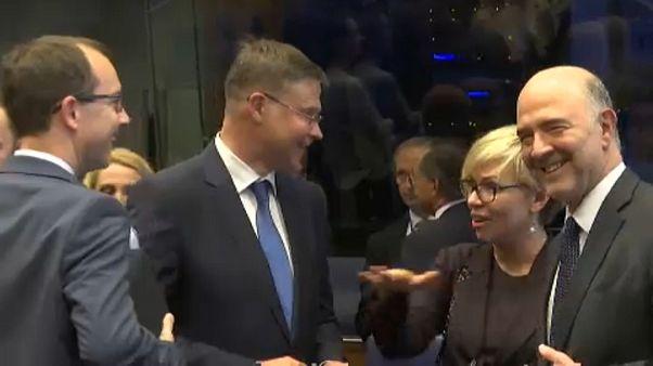 Allegro ma non troppo: l'eurogruppo si congratula con Atene