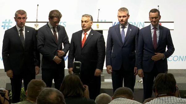 Immigrazione: il blocco di Visegrad boicotterà il mini-summit UE