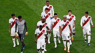 Francia rompe el sueño de Perú