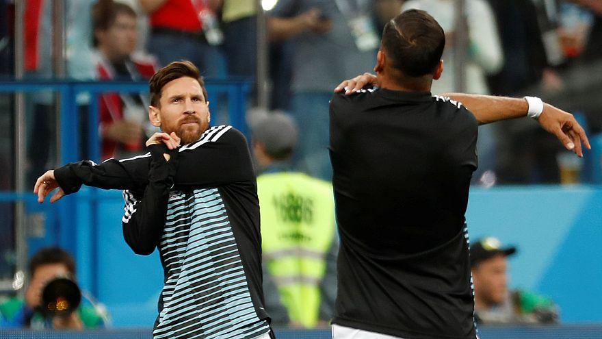 مونديال روسيا: كرواتيا يوقع الهدف الثالث ويقلص من حظوظ الأرجنتين للبقاء في المنافسة