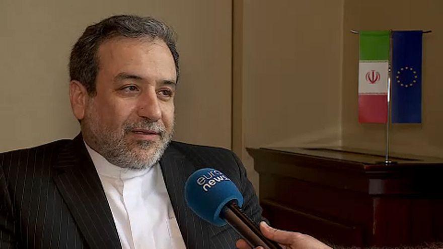 إيران تهرول نحو أوروبا لإنقاذ الاتفاق النووي