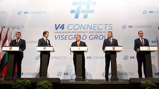 رهبران ۴ کشور اروپای شرقی نشست اتحادیه اروپا را تحریم کردند