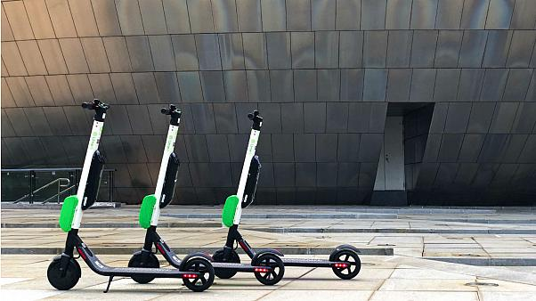 Paris gets e-scooter share scheme