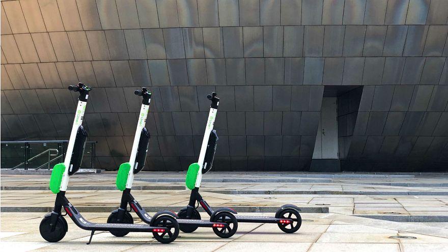 Paris gets e-scooter share scheme
