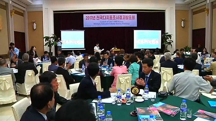 كوريا الشمالية تطلق نظاماً للمسح الصحي بالتعاون مع يونيسيف