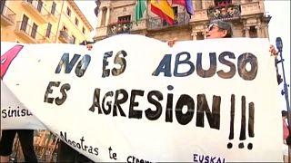 Spanien: Empörung über Freilassung mutmaßlicher Sexualstraftäter