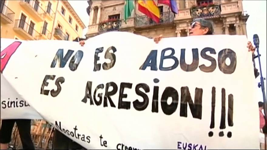 """""""Si 'La Manada' sale de la cárcel, nosotras salimos a las calles"""""""