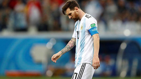 Argentinien verliert 0:3 gegen Kroatien und muss bangen