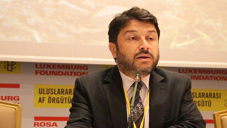 Uluslararası Af Örgütü'nden Taner Kılıç'ın tutukluluk kararına tepki