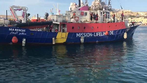 """""""Lifeline"""": Auch Malta verweigert Einfahrt"""