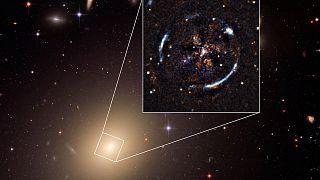 Για μια ακόμη φορά ο Αϊνστάιν αποδείχθηκε σωστός και μάλιστα σε άλλο γαλαξία!