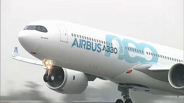 Airbus figyelmeztetés Nagy-Britanniának