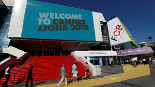 The Cannes Lions Festival Palace