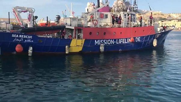 Itália continua a remar contra a maré migratória