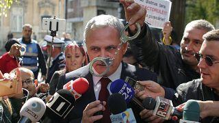 Proteste gegen Dragnea in Bukarest