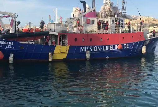 "Salvini: ""Lifeline no tocará suelo italiano"""