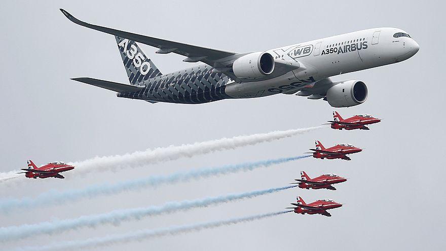 """""""Katastrophe"""": Airbus droht mit Rückzug aus Großbritannien bei Brexit ohne Einigung"""