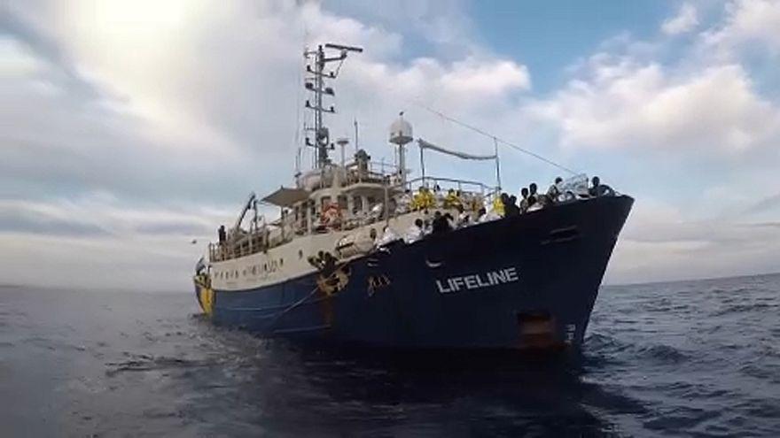 Η Ιταλία αρνείται πλοίο ΜΚΟ με μετανάστες- «Παράλογες οι κατηγορίες», λέει η ΜΚΟ