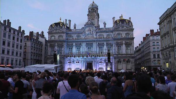 Une fête de la musique sous les étoiles à Lyon