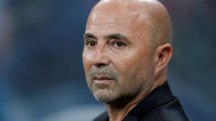 Motín en Argentina para que Sampaoli deje la selección