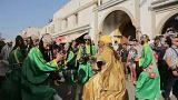 Ősi afrikai ritmusok Marokkóban