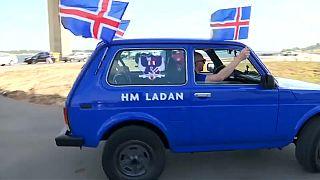 Mondial : 5.000 km pour assister au match Nigéria - Islande