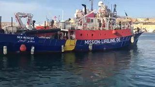 Αρνείται και η Μάλτα να δεχθεί το πλοίο της Lifeline με μετανάστες