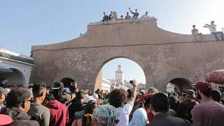 Essaouira à l'heure du Gnaoua
