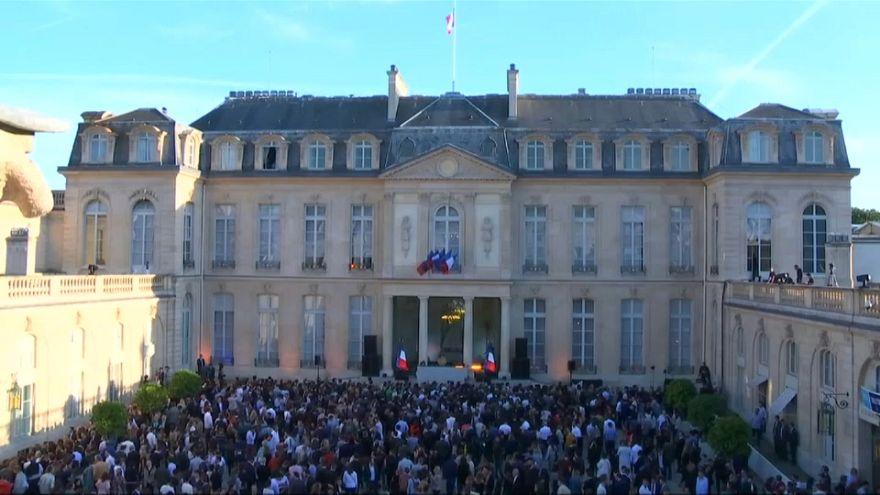 Cumhurbaşkanı Macron'a kızan işçiler Elysee Sarayı'nın gazını kesti