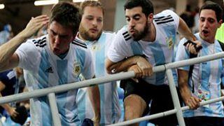 Δάκρυσαν οι Αργεντίνοι, στο στόχαστρο ο προπονητής