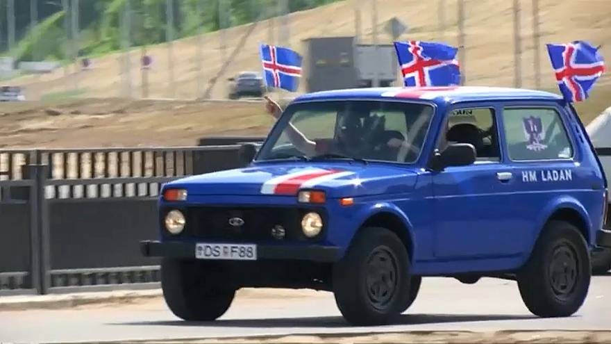 De Reykjavik a Volvogrado num Lada