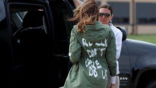 """Melania Trump: """"Não quero saber. E tu?"""""""