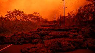 Heiße Lava und eiskaltes Bad: Die No Comments der Woche