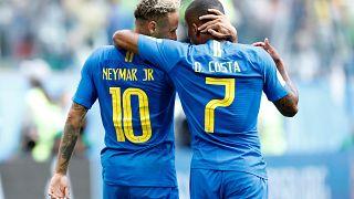 Brasilien mit spätem Sieg bei WM: 2:0 gegen Costa Rica