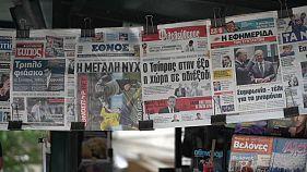 ¿Se acabó la crisis? Los griegos no lo ven tan claro